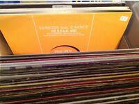 "Techno - House - dance - Vinyl 12"" Records bundle - £2 each or x100 £150 - techno vinyl collection"