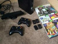 Xbox 360 great condition with games everything works 250GB