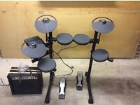 Yamaha dtx400k drumkit