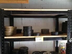 1kg Standard Cast Iron Weights (£1 per 1kg)