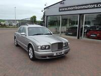 2001. Bentley Arnage Red Lable.
