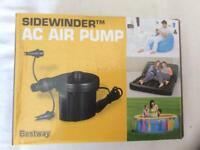Sidewinder AC Air Pump. New