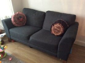 Two and three seater sofa set