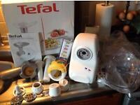 Brand new Tefal mincer & shreder