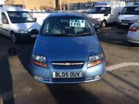 Chevrolet kalos 1.2cc only £850