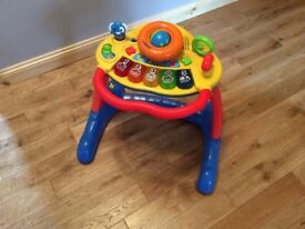 Vtech go and grow walker toy