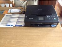 Brother printer & scanner