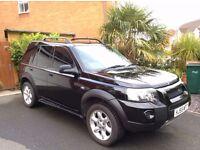 Land Rover Free Lander TD4 Diesel 5 Door, GREAT LOOKING SUV 4x4