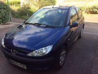 Peugeot 206 Independence