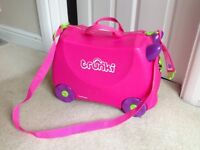 Trunki Trixie Pink Ride on Case