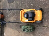 McCulloch Petrol Self Propelled Lawn Mower