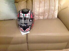 Motorcycle helmets AGV