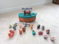 Fisher price Noah's ark toy