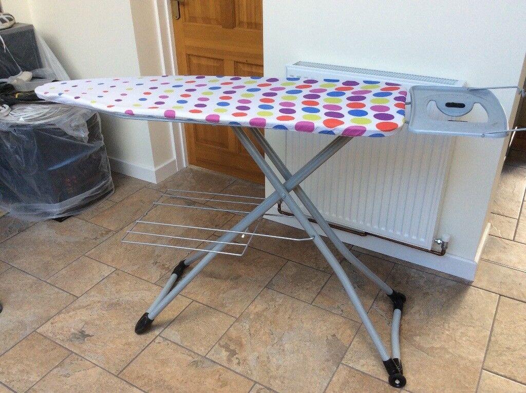 Minky Ironing Board With Linen Shelf In North Walsham Norfolk Gumtree