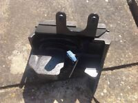 Land Rover discovery 3/ 4 tow hitch holder with fixing bolts.
