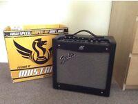 Fender Mustang V2 Amplifier