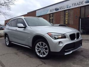 2012 BMW X1 28i | AWD | SUNROOF