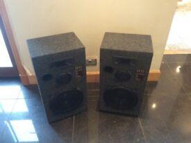 Acoustic 3312 Studio Monitors (unused)