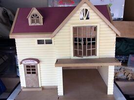 Sylvanian Doll's House