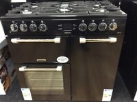 Leisure 90cm Duel-Fuel Range Cooker CK90F232K