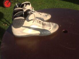 Puma Mens sports boots size12uk