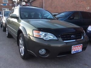 2006 Subaru Outback AWD 2.5i Limited Leather Panorama Roof Alloy