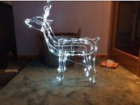 Indoor light up Reindeer Decoration