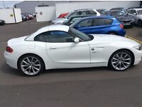 BMW Z4 35i (2009) DCT sDrive Roadster