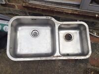 Franke Stainless Steel Kitchen Sink and Waste Disposal Unit
