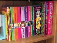 Collection of Jacqueline Wilson books