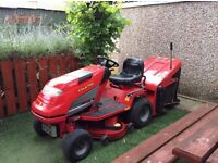 Countax c300h hydrostatic lawn tractor ride on mower. Good condition, serviced.