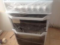 Used electric oven/cooker and fridge for sale