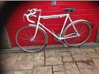 BSA Tour de France 1970 Limited Edition hand built sports cycle.