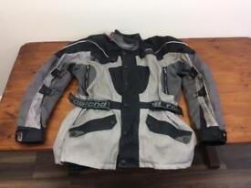 Rowland Motors Textile Padded Motorcycle Jacket