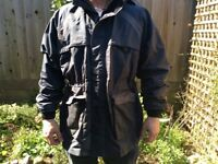 Winter is coming!! fleece lined salopettes and jacket