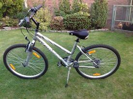 Giant GSR FS for sale - women's bike, silver