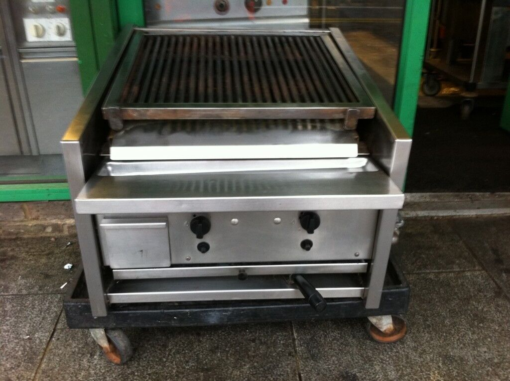 Catering Commercial Gas Charcoal Bbq Kebab Chicken Restaurant Take