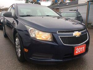 2011 Chevrolet Cruze LS+ w/1SB $GAS SAVER$ All Power Opts SHARP!