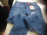 Brand New With Label Tu Strerch Jeans UK 12 R