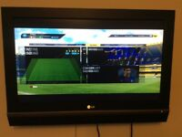 LG flat screen 32'' perfect condition