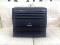 Alpine V-Power MRP-M1000 Monopower Amplifier (for subwoofer)