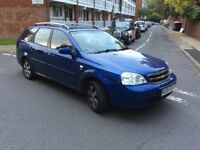 Chevrolet Lacetti 1.8cc 09 Reg AUTOMATIC 5 Doors Estate