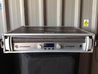 Crown amp i-tech 4000 With hard case. Local pickup only. Cash on collection please.