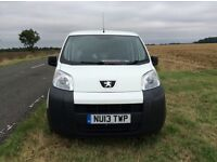 PEUGEOT BIPPER S HDI NO VAT 2013 SOLD. SOLD SOLD
