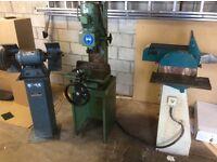 Mortice machine ,drum /belt sander ,polisher,buffer