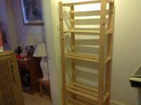 IKEA PINE SHELVING £20