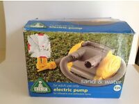 Early learning centre electric pump