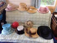 10 ladies hats