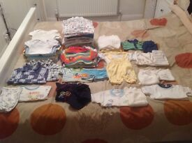 0-3 Months -Assorted Baby Clothes Bundle