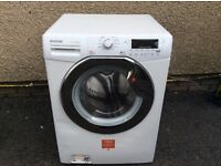 Large load Hoover 9kg washing machine good condition could deliver